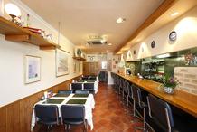 古き良き趣のある繁盛店(イタリア食堂)