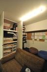 生活空間を少しでも余裕あるものにするためにリビング収納は、天井いっぱいまで使...