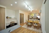 住宅エコポイント利用 インプラスと床暖房採用で快適な生活に!