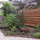 排水改善。おしゃれでスッキリ、お手入れ楽チンなお庭