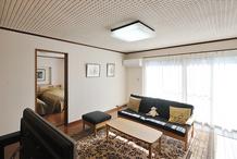 完全分離型二世帯住宅をバリアフリー&防犯性の高い住まいへ