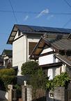オール電化の電力を補えるように4.19kwの太陽光パネルを設置。ご主人念願の太陽光...