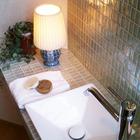 空きスペースを利用して洗面化粧台を設置