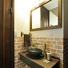 玄関の増築とオリジナル洗面で心にゆとりとワクワクを