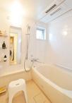 老朽化した浴室を一新し、今までより5cmほど広い TOTO マンションリモデル ひ...