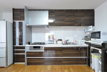 二階に水まわり設備を一式新設 二世帯で気兼ねなく暮らせる住まいに