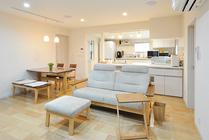 築50年以上の立派な日本家屋を大改装 趣味が楽しめるシンプルモダンな住まい