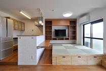 約30年間暮らしてきたマンションのリフォーム 60代ご夫婦が次の20年を考えた住まい