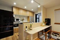 使い慣れたキッチンが少しの変更で驚きの使いやすさに エネファームで光熱費も削減